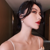 韩国2020新款潮气质网红女耳饰森系蝴蝶超仙可爱耳扣