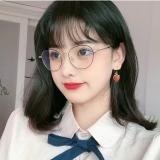 S925银针韩国新款水果草莓可爱甜美气质网红学生感耳环耳饰